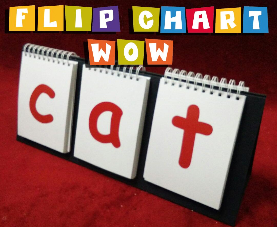 Flip Chart Wow 3 in 1 images