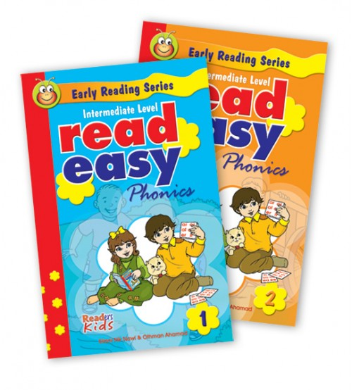 Set Buku Read Easy Intermediate Level images